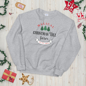 Magical Tree Farm Sweatshirt