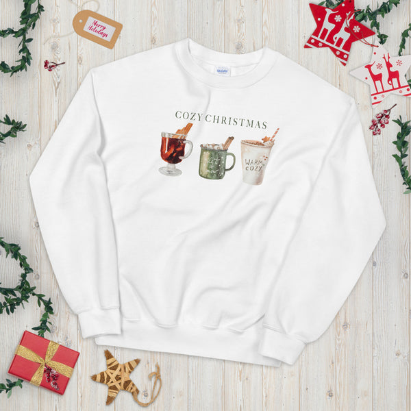 Cozy Christmas Sweatshirt