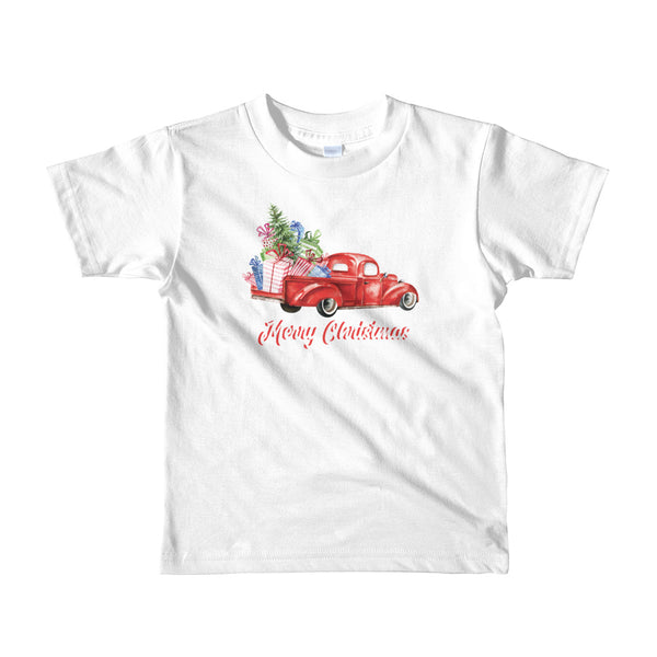Merry Christmas Kids Tee
