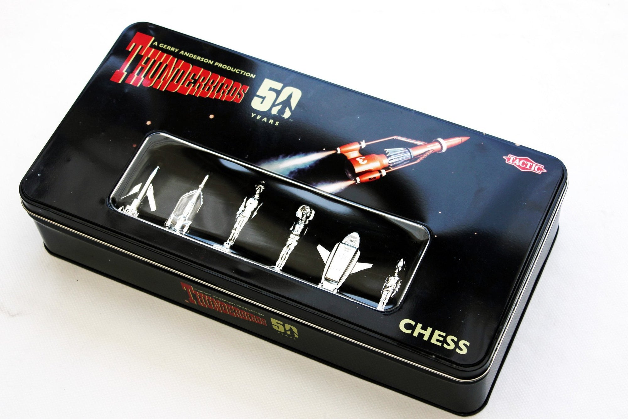 Settle the Score with the Thunderbirds Chess Set! | The Gerry Anderson Store