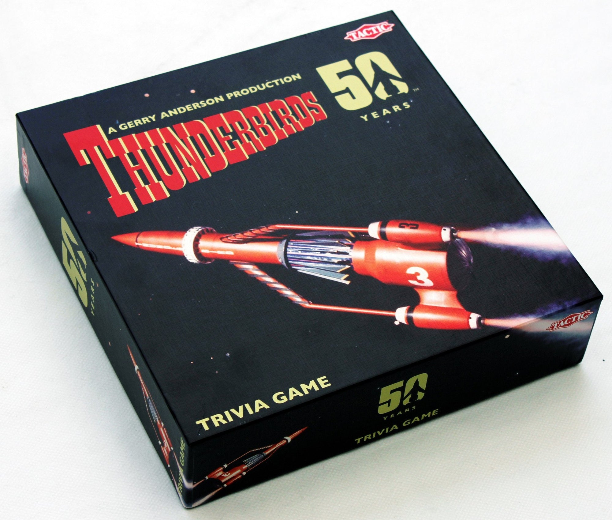 Test yourself with the Thunderbirds Trivia Game! | The Gerry Anderson Store