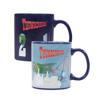 Captain Black Friday 2019 Mugs | The Gerry Anderson Store