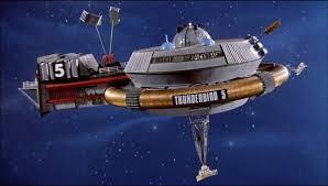 Thunderbird 5 toys and models | The Gerry Anderson Store