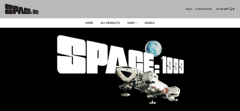 Visit the Space 1999 Store