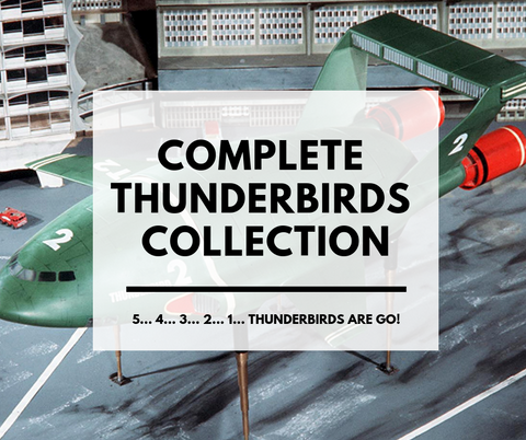 Thunderbirds merchandise collection