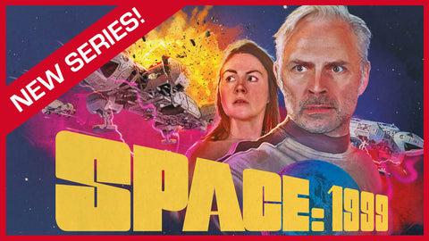 Space 1999 audio drama series
