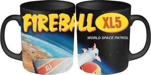Fireball XL5 Space Mug - The Gerry Anderson Store