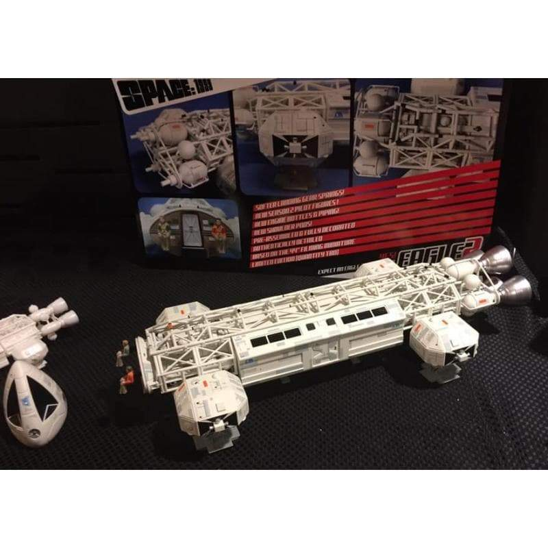 "1:48 22"" Space: 1999 Eagle II Pre-Made Display Model - The Gerry Anderson Store"