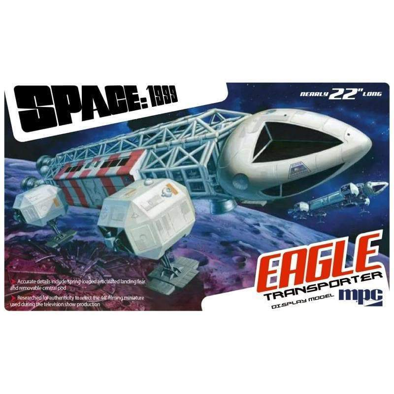 "1:48 22"" Space:1999 Rescue Eagle Prebuilt Display Model - The Gerry Anderson Store"