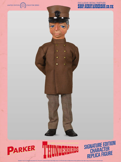 1/6 Scale Parker Character Replica Thunderbirds Figure from Big Chief Studios - The Gerry Anderson Store