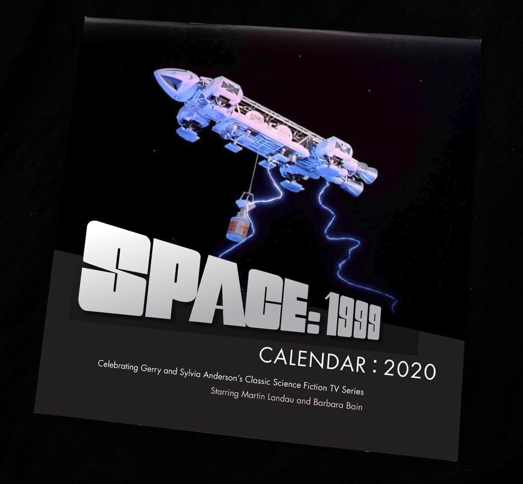 Space: 1999 Calendar for 2020 [Official & Exclusive]
