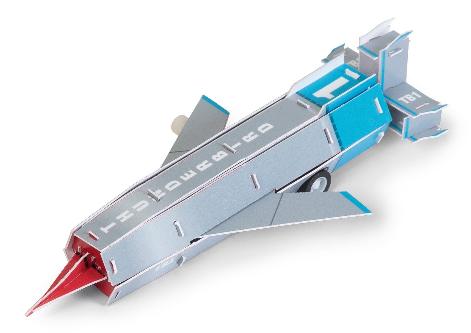 THUNDERBIRDS SLOT TOGETHER VEHICLES - Gerry Anderson Official - 3