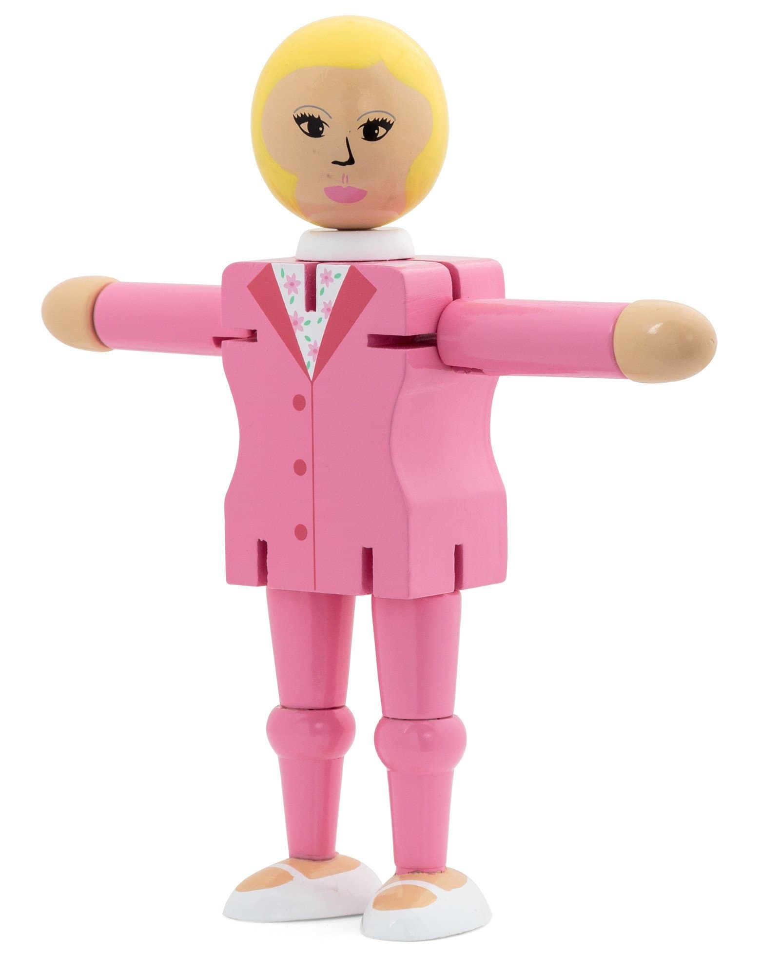 Lady Penelope Thunderbirds Flexi Figure - Gerry Anderson Official - 2