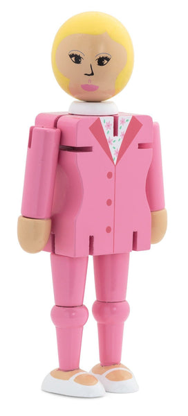 Lady Penelope Thunderbirds Flexi Figure - Gerry Anderson Official - 1