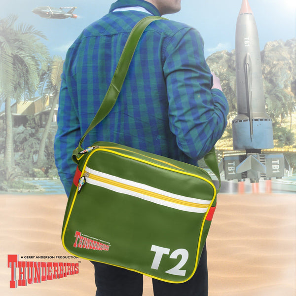 Thunderbirds Messenger Bag T2 - Gerry Anderson Official - 1