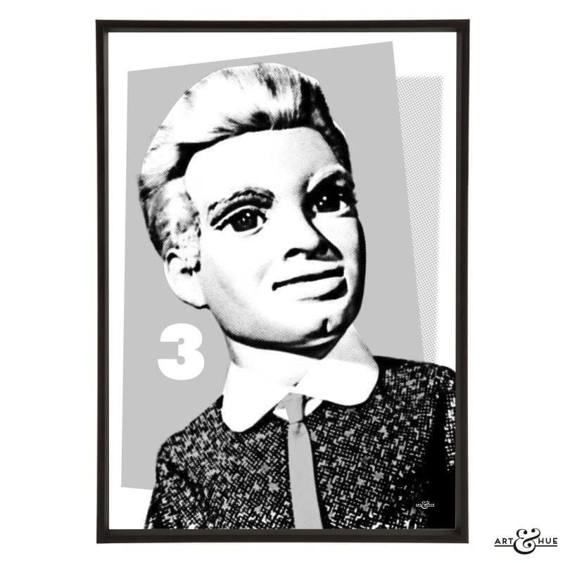 Pop Art Portrait of Alan Tracy - Gerry Anderson Official - 18