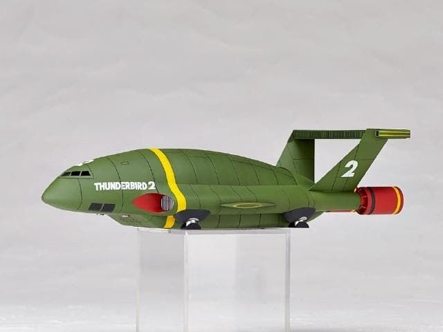 *Just In* Revoltech Thunderbird 2 [Japanese] - The Gerry Anderson Store