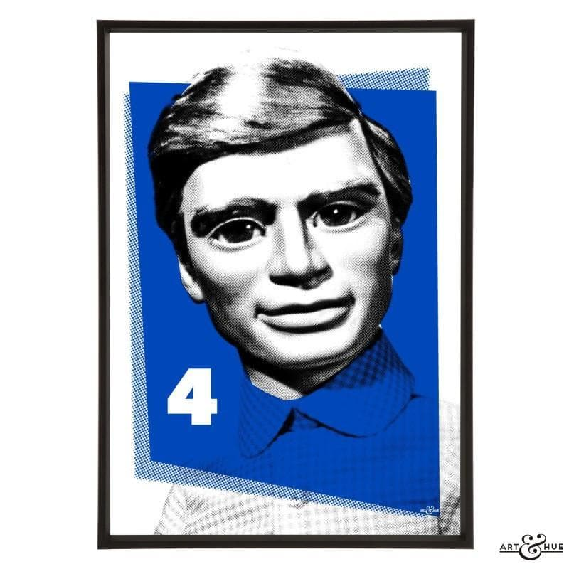 Pop Art Portrait of Gordon Tracy - Gerry Anderson Official - 10