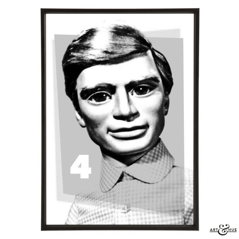Pop Art Portrait of Gordon Tracy - Gerry Anderson Official - 18