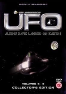 UFO Volumes 5 to 8 Collectors Editions Box Set [DVD]