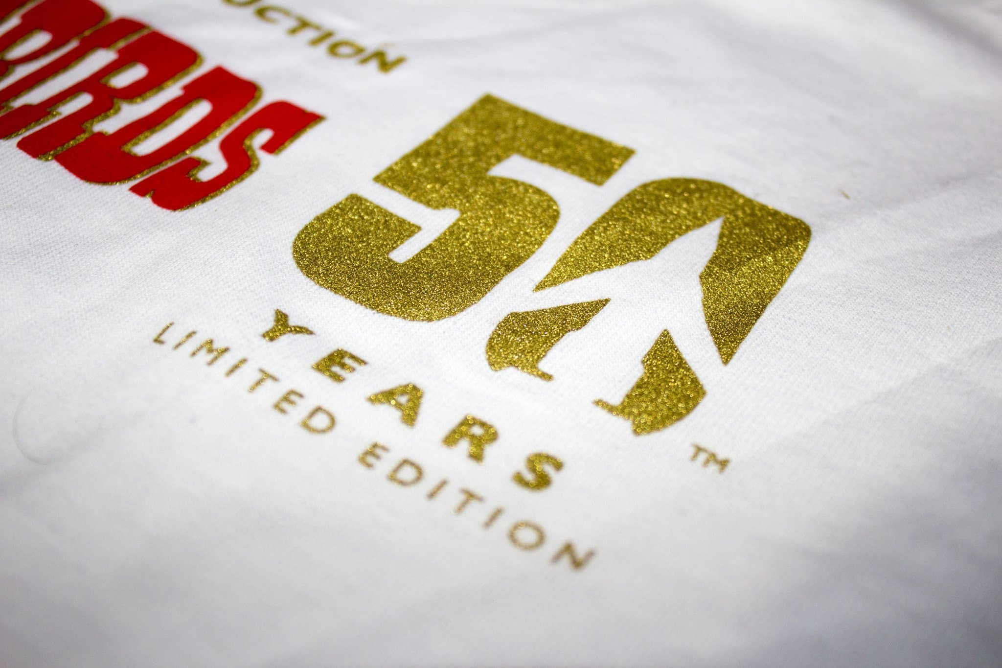 Official Thunderbirds 50th Anniversary T-shirt [Limited Edition] - Gerry Anderson Official - 5