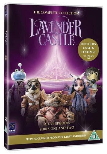 Lavender Castle [DVD] - Gerry Anderson Official