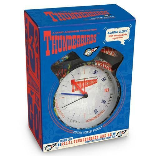 Thunderbirds Alarm Clock - Gerry Anderson Official - 2