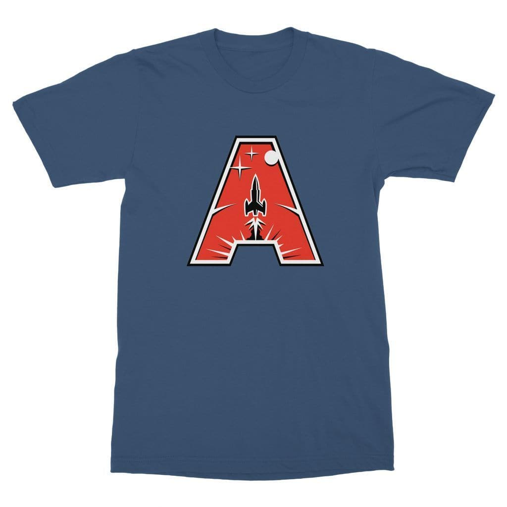 Gerry Anderson Logo T-Shirt - The Gerry Anderson Store