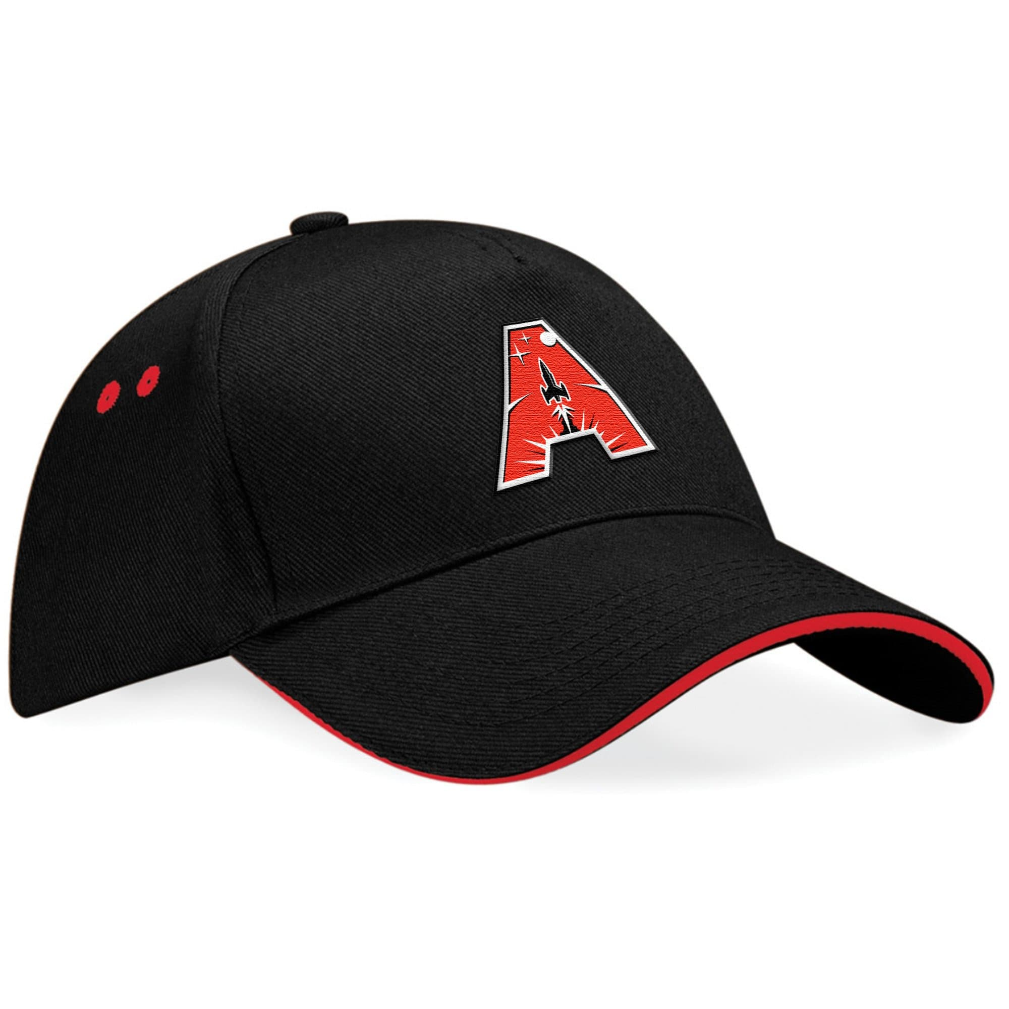 Gerry Anderson 'A' Logo Baseball Cap [Official & Exclusive] - The Gerry Anderson Store