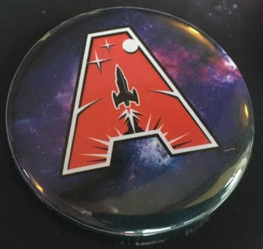 New and Exclusive - The Gerry Anderson Studio Collection Three Badge Pack - Gerry Anderson Official - 2
