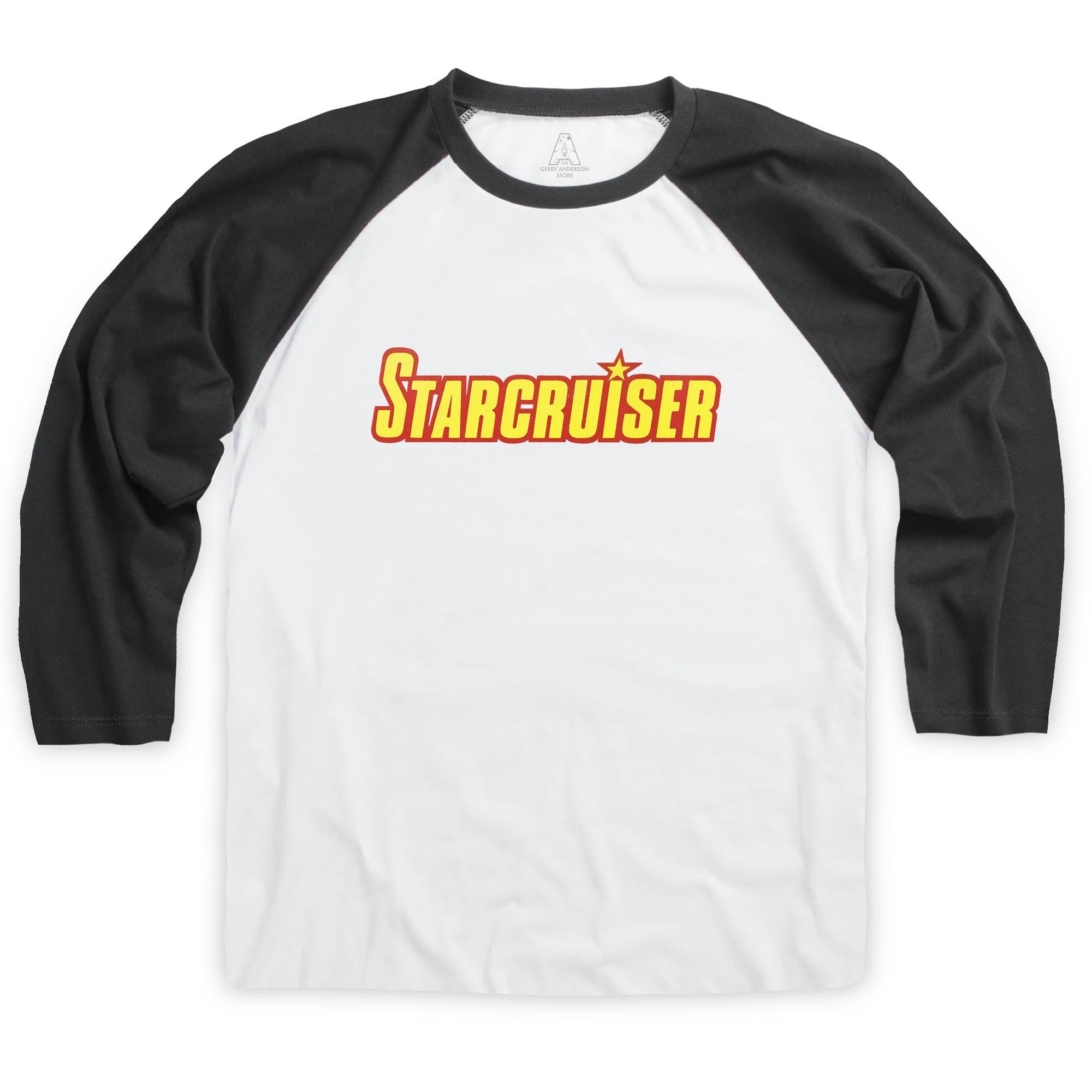 Starcruiser Logo Baseball T-Shirt [Official & Exclusive] - The Gerry Anderson Store