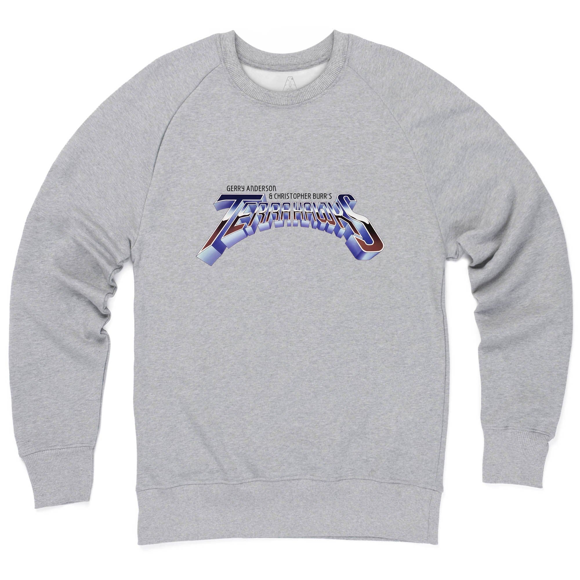 Terrahawks Logo Sweatshirt [Official & Exclusive] - The Gerry Anderson Store