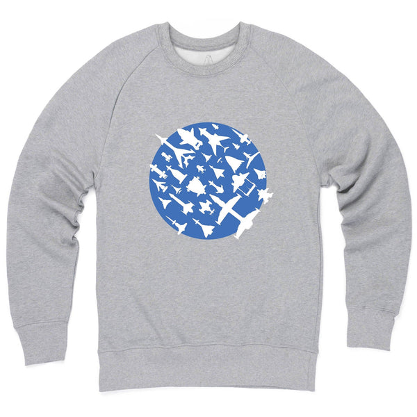 21st Century Flight Sweatshirt [Official & Exclusive] - The Gerry Anderson Store