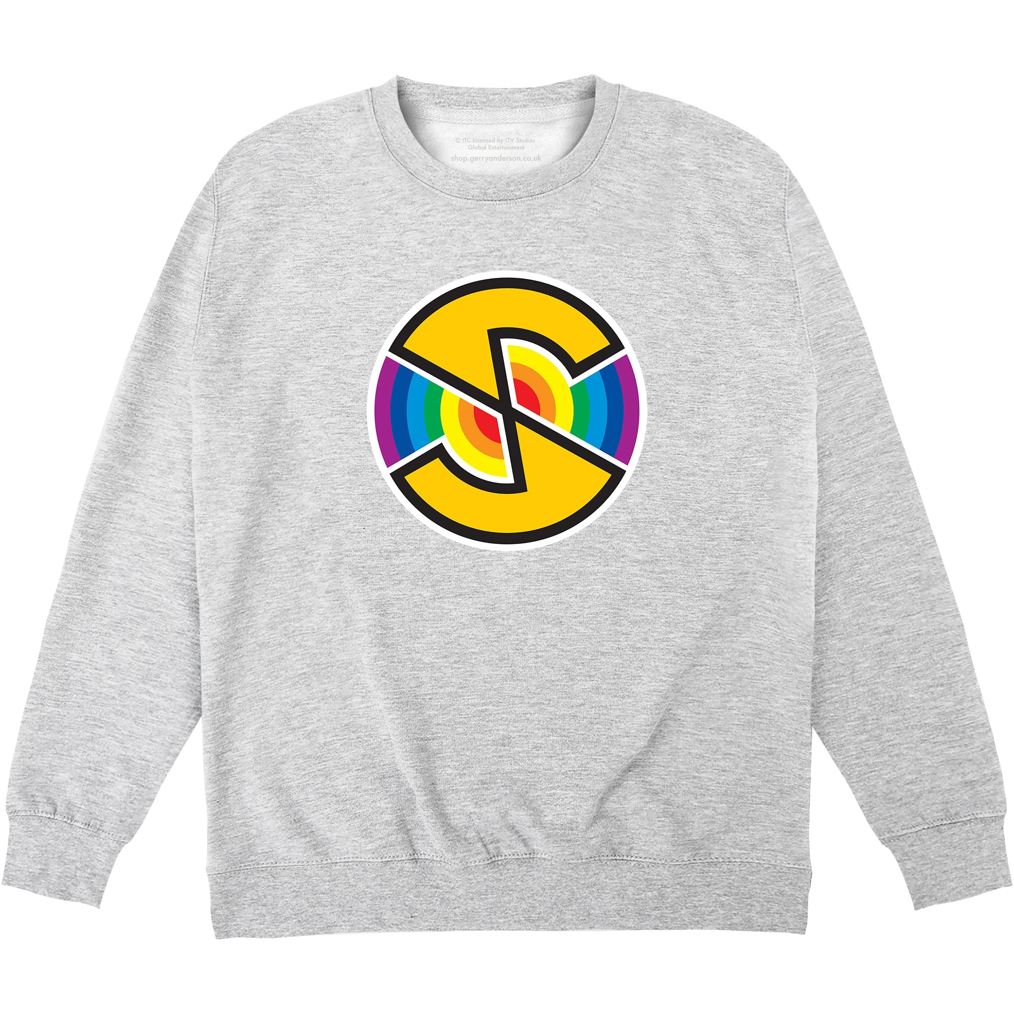 Captain Scarlet Spectrum Logo Sweatshirt [Official & Exclusive]