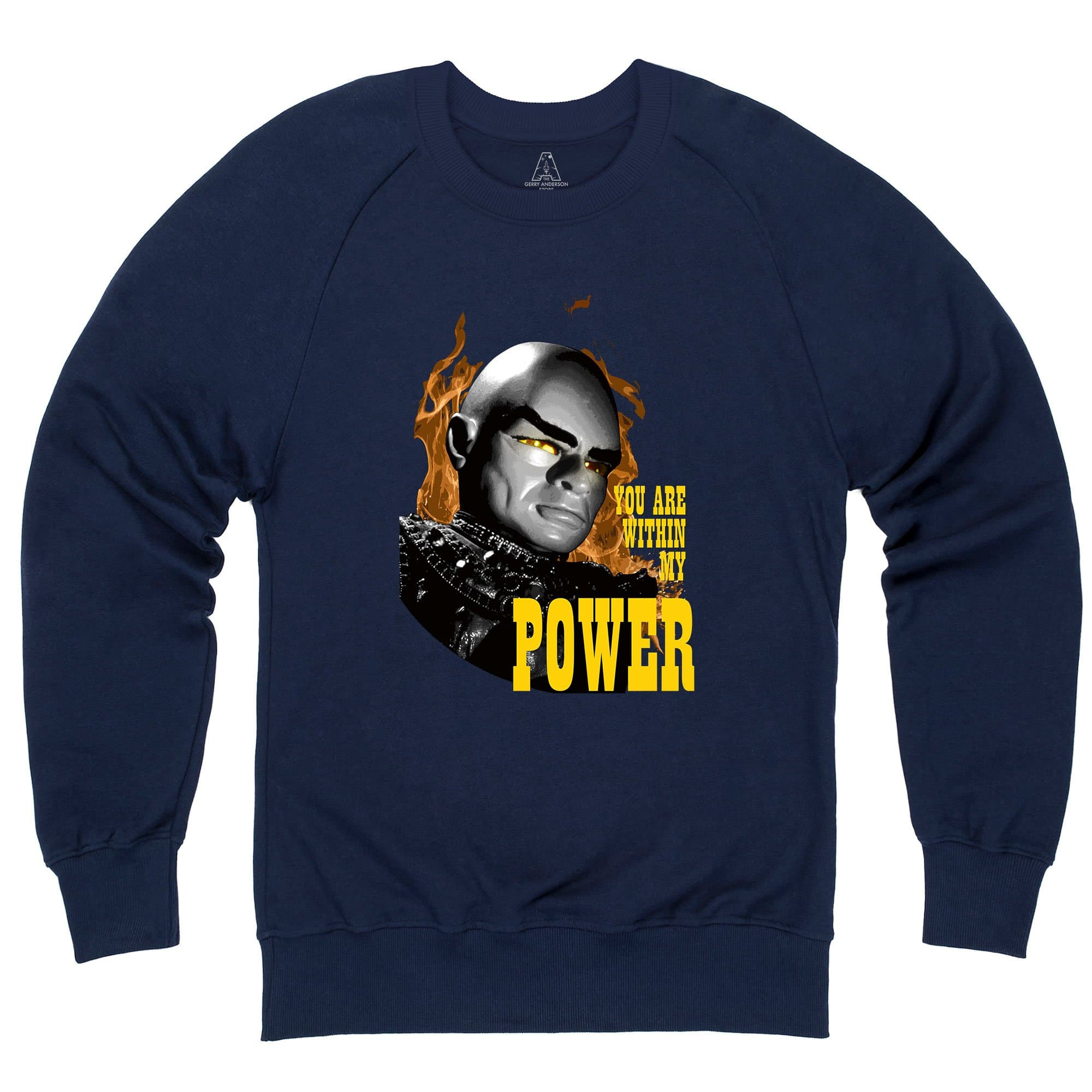The Hood Sweatshirt [Official & Exclusive] - The Gerry Anderson Store