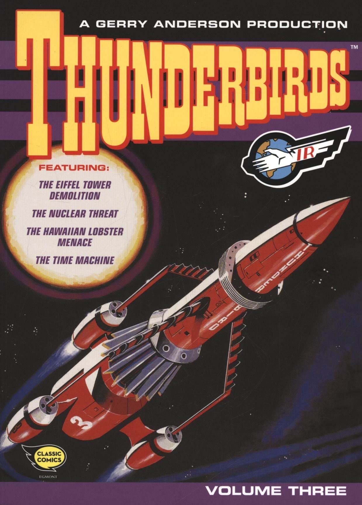 Thunderbirds Comic Collection Vol 3 - Gerry Anderson Official