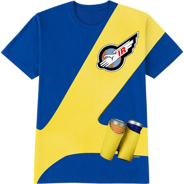 Thunderbirds Cosplay T-Shirt - Virgil Tracy [Official & Exclusive] - The Gerry Anderson Store