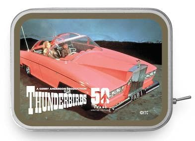 FAB1 Tin Amp - 2 weeks delivery time - Gerry Anderson Official - 3
