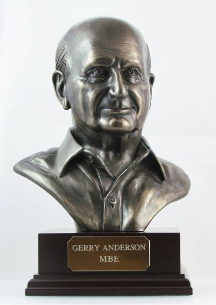 Gerry Anderson Limited Edition Bust