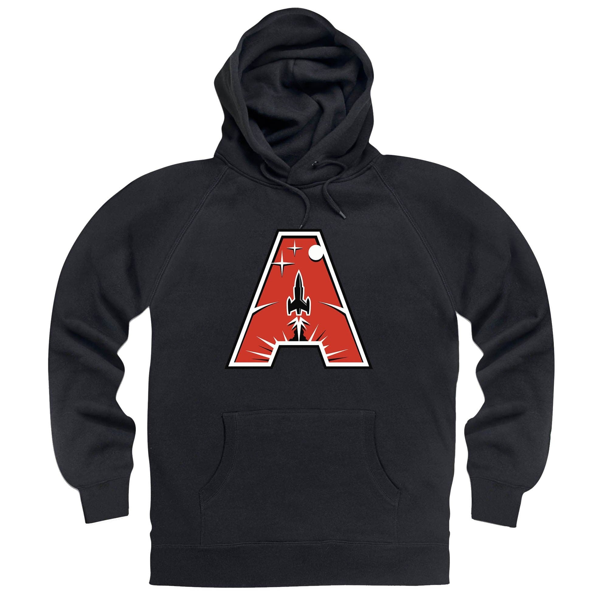 Gerry Anderson 'A' Logo Hoodie [Official & Exclusive] - The Gerry Anderson Store