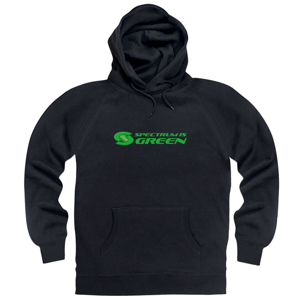 Spectrum Is Green Hoodie [Official & Exclusive] - The Gerry Anderson Store