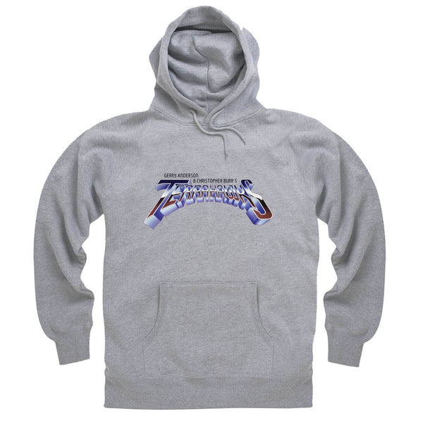 Terrahawks Logo Hoodie [Official & Exclusive] - The Gerry Anderson Store