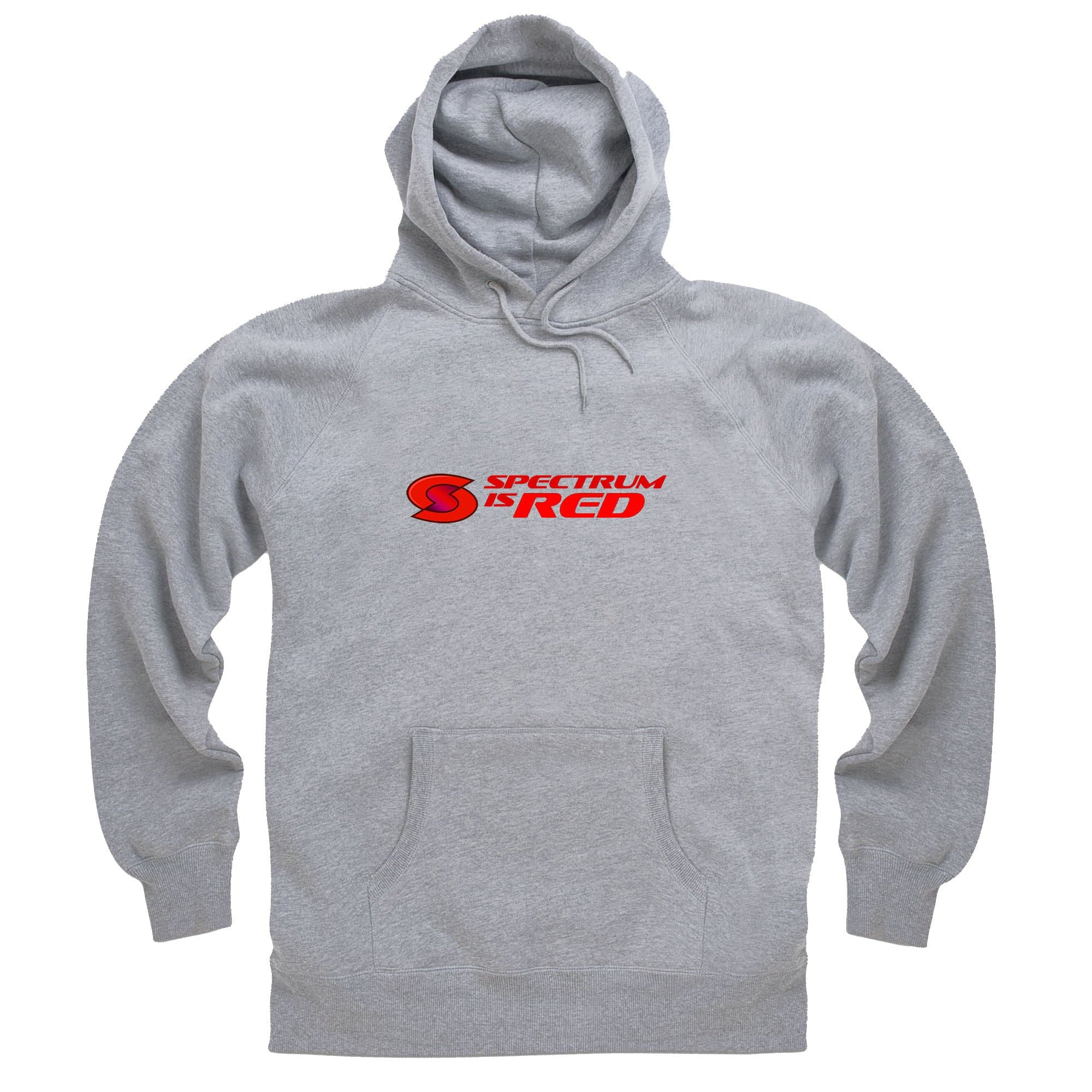 Spectrum Is Red Hoodie [Official & Exclusive] - The Gerry Anderson Store
