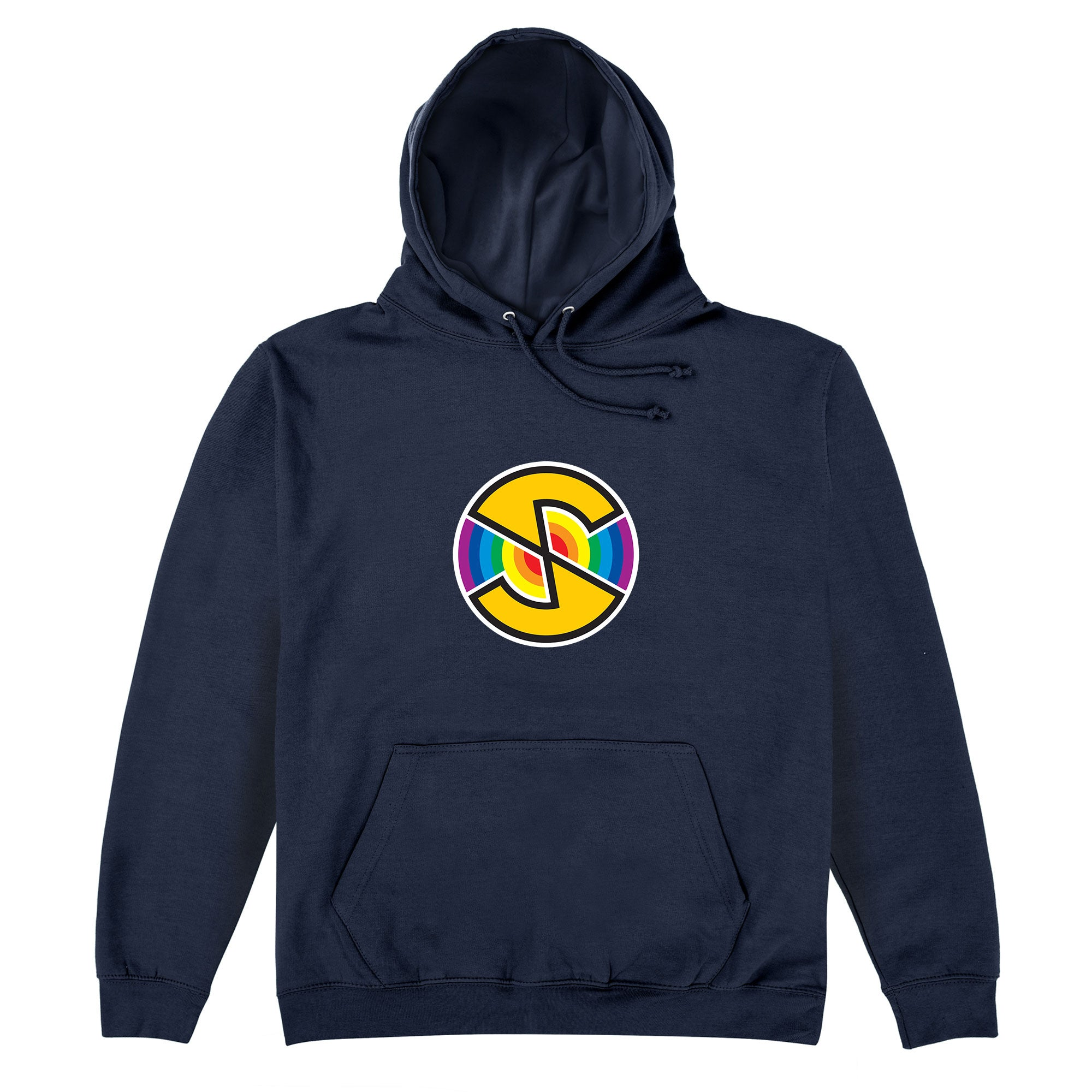 Captain Scarlet Spectrum Logo Hoodie [Official & Exclusive] - The Gerry Anderson Store