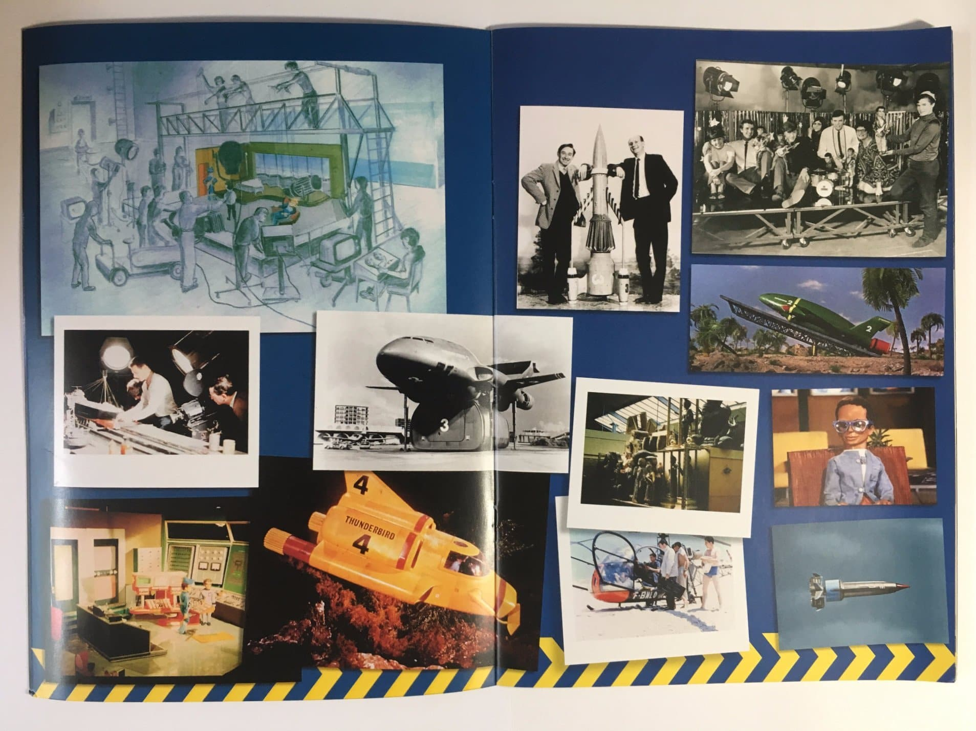 Andercon 2015 Commemorative Brochure (Gerry Anderson Convention) - The Gerry Anderson Store