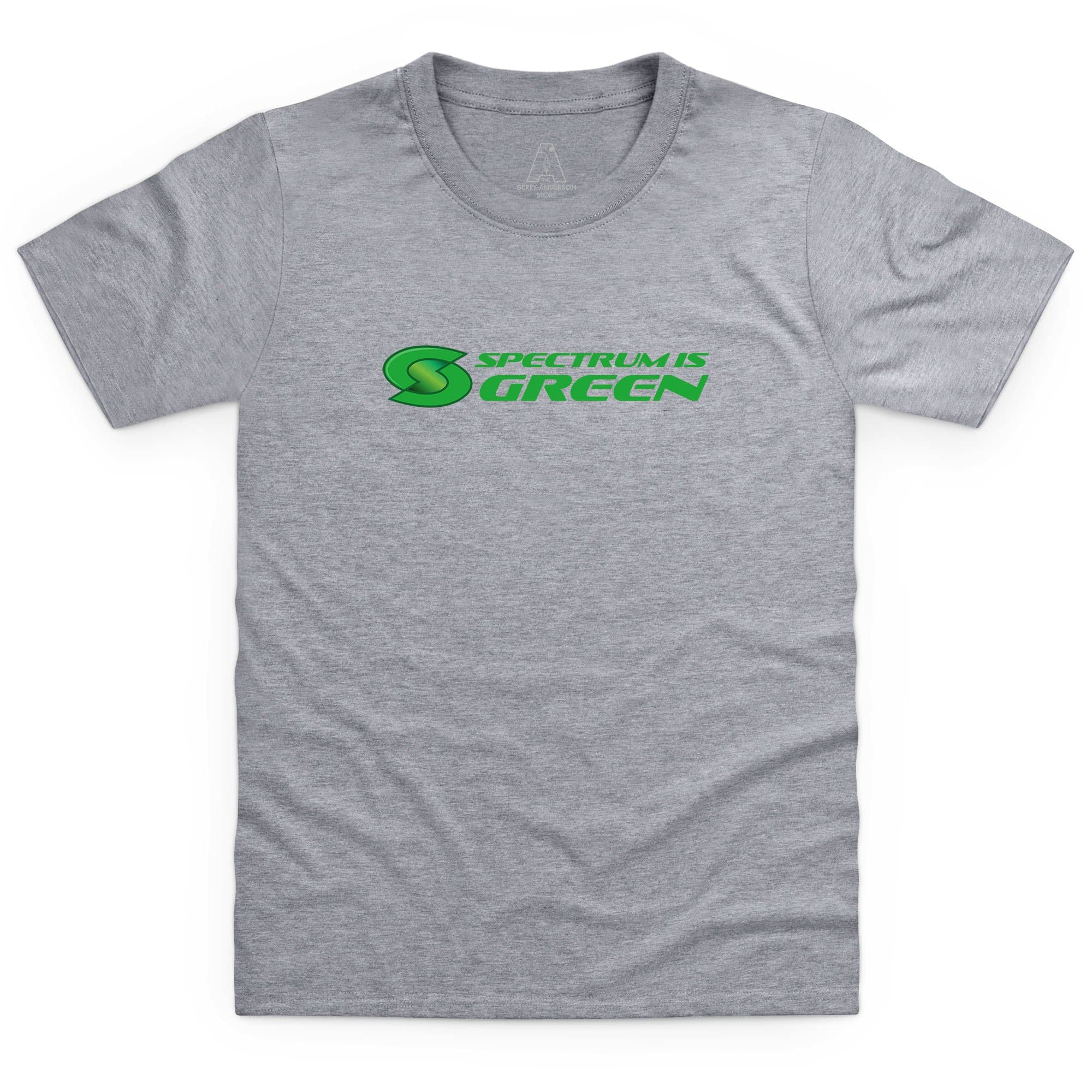 Spectrum Is Green Kid's T-Shirt [Official & Exclusive] - The Gerry Anderson Store