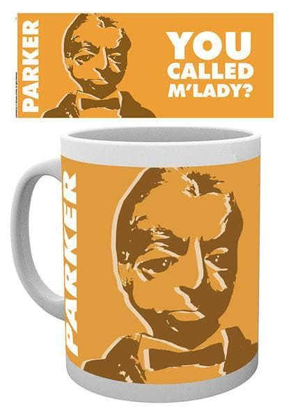 Thunderbirds Mug - Parker: You called M'Lady? - Gerry Anderson Official