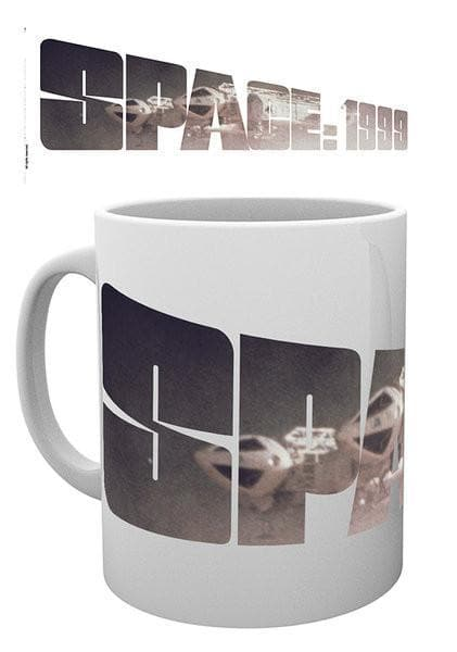 Space: 1999 Mug - Space 1999 Logo with Eagles - Gerry Anderson Official