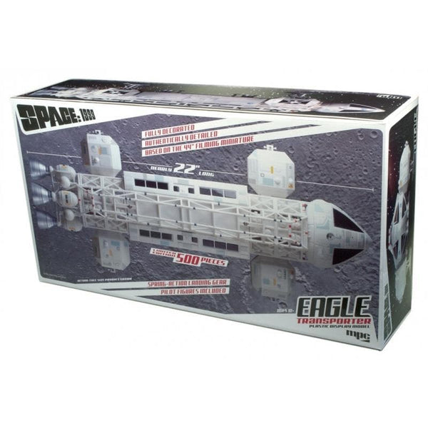 "1:48 22"" Eagle Transporter from Space:1999 Prebuilt and Painted"