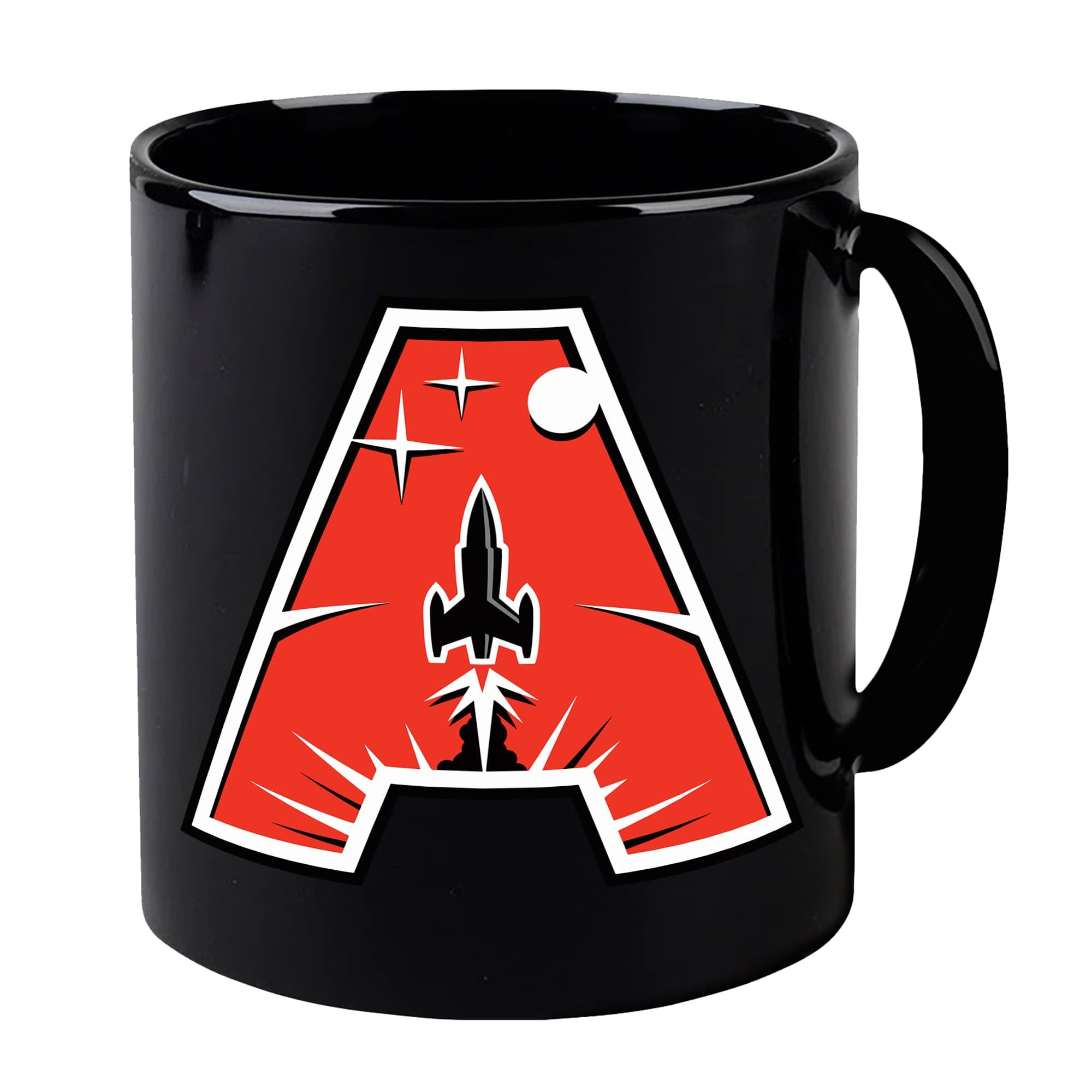 Gerry Anderson 'A' Logo Mug [Official & Exclusive] - The Gerry Anderson Store